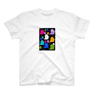 すまっほ T-shirts
