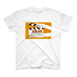 """shinri murakami """" RELAX SCENE """" T-shirts"""