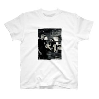 ホルスタイン T-shirts