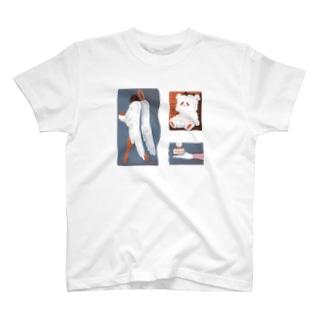 ほほえみてんしシャツ T-shirts