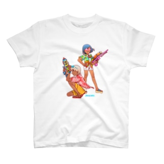 Summer vacation tee T-shirts