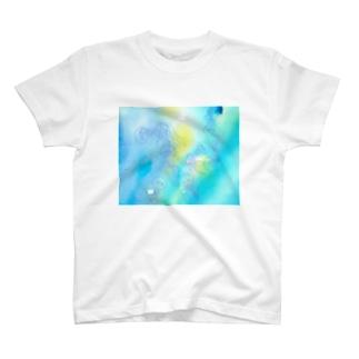 ギヤマンハナクラゲ T-shirts