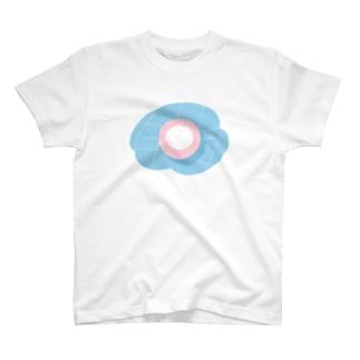 ぷかぷかハムスター T-shirts