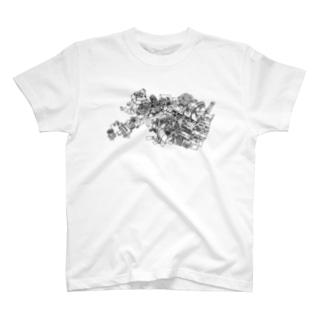 美しい T-shirts