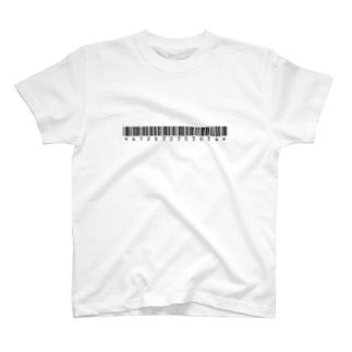 ばーこーど T-shirts