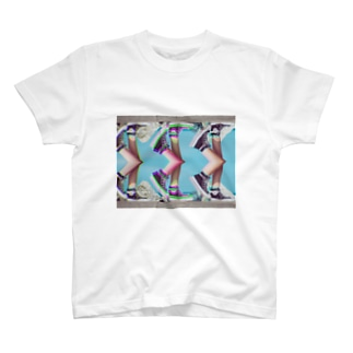 足いっぱい T-shirts