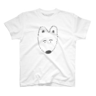 ふわふわわんこ T-shirts