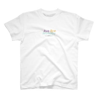 バイバイマンデー T T-shirts