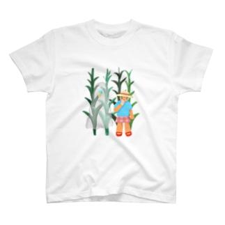 おばけとアイス T-Shirt