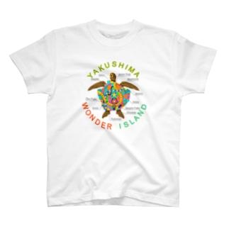 屋久島ワンダーランド T-shirts