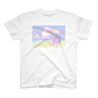 たぬきチャン夏T(カラー) T-shirts