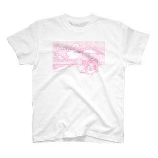 たぬきチャン夏T(単色) T-shirts