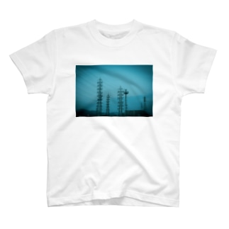 鉄塔行脚 T-shirts