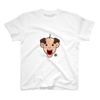 顔だけおじさん T-shirts