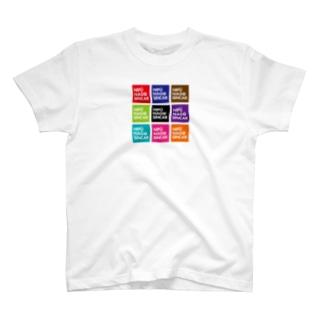 ナイプー9BOX T-shirts
