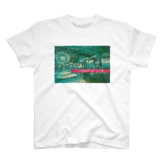 生命のパロディ T-shirts