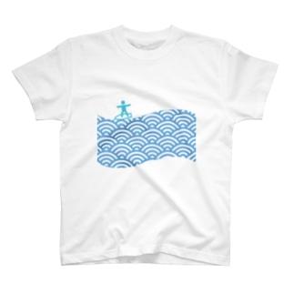 Wi-Fiネットサーフィン T-shirts