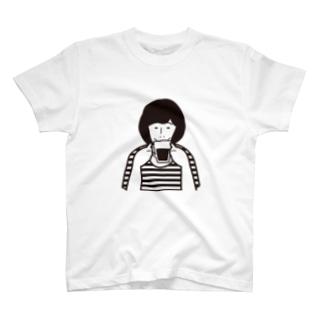コーヒータイム T-shirts