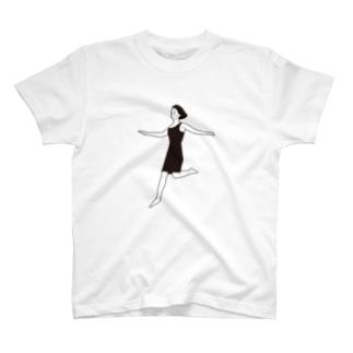 跳んでる T-shirts