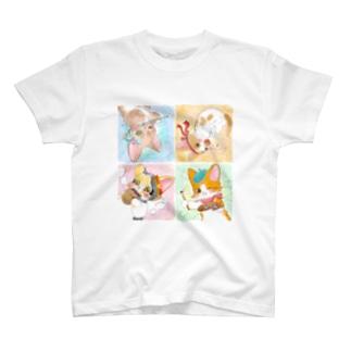 秋三昧Tシャツ T-shirts