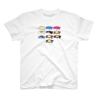 とりどろり T-shirts