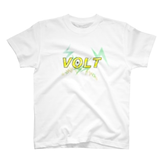 K Logo design factoryのVOLT T-shirts
