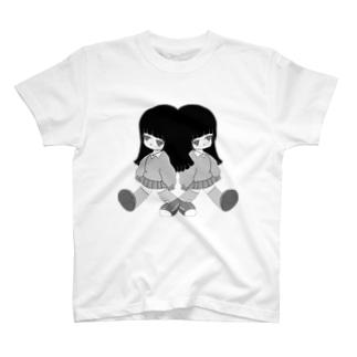 棘ガール アンコとアンズ Tシャツ T-shirts