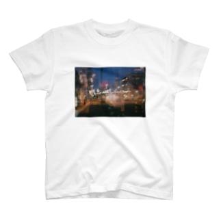-夜のあかり- T-shirts