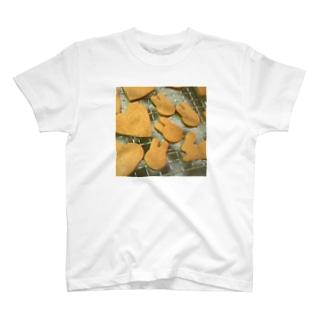うさぎクッキー T-shirts