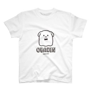 おばけん・ブラック T-shirts