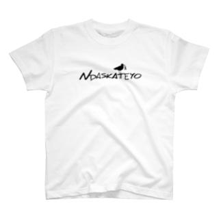 NdaSkateYo T-shirts
