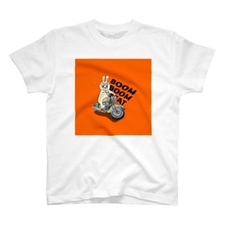 エディズデイズ ブンブンビート T-shirts
