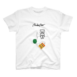 Boobs Bear 蚊取り線香 T-shirts