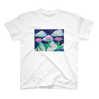 くもとおはな T-shirts