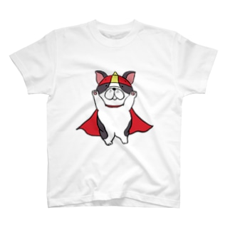 す〜ぱ〜ぶるどっく その3 T-shirts