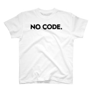 FUZZAGE™ (ファズエイジ)のNoCode.2 ノーコード T-shirts