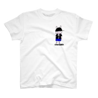 チャラビット T-shirts
