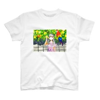 Tシャツ 002 T-shirts