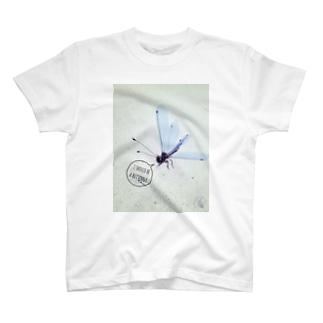 ツノトンボ/かなしいほう T-shirts