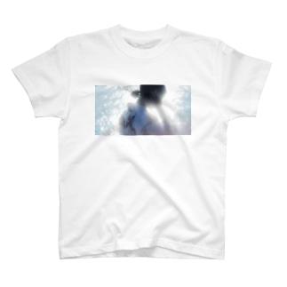 儚い夏の記憶 T-shirts