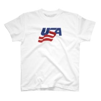 usa ccm T-shirts