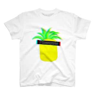 Pineapple by AOI T-shirts