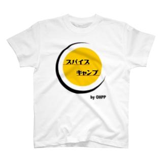スパイスキャンプ T-shirts
