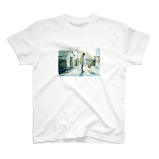untitled#45 T-shirts