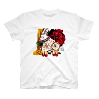 白兎と赤い靴1 T-shirts