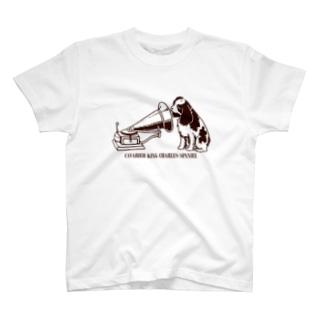 キャバリアパロディー T-shirts