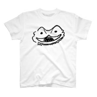 フトアゴ?っぽい T-shirts