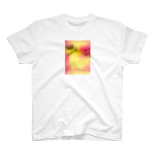 にじむ悩み T-shirts
