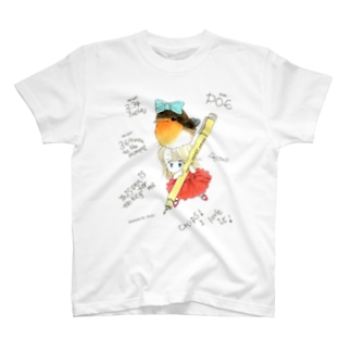 Tシャツ ポー&リルフィ T-shirts