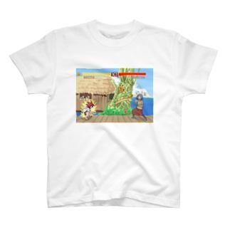 NAGISAとSACHIKOのたたかい T-shirts